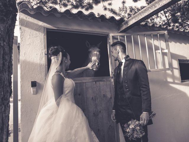 La boda de Iván y Marta en Miraflores De La Sierra, Madrid 62