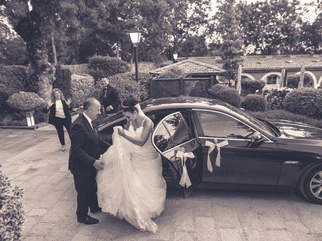 La boda de Iván y Marta en Miraflores De La Sierra, Madrid 63
