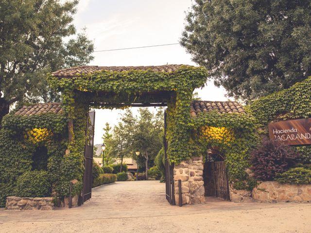 La boda de Iván y Marta en Miraflores De La Sierra, Madrid 65