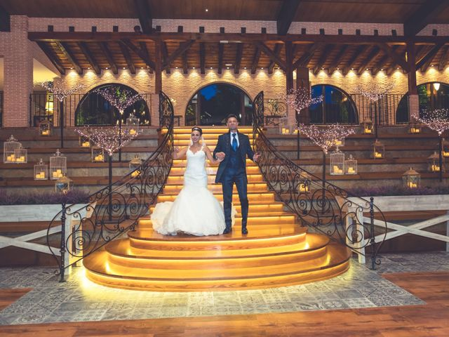 La boda de Iván y Marta en Miraflores De La Sierra, Madrid 75