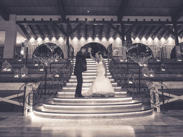 La boda de Iván y Marta en Miraflores De La Sierra, Madrid 76