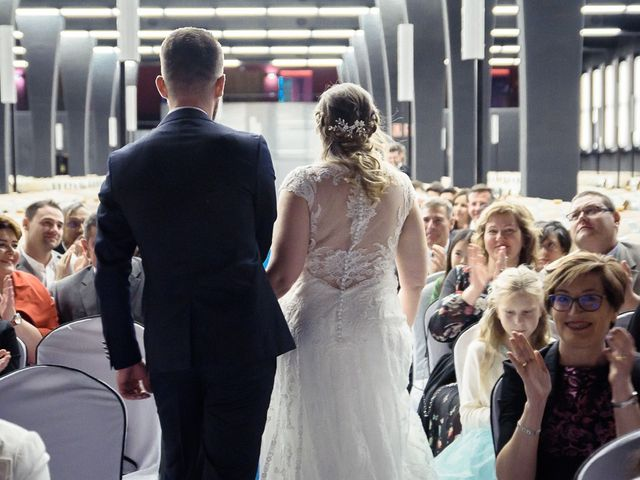 La boda de Andriy y Marta en Barbastro, Huesca 19