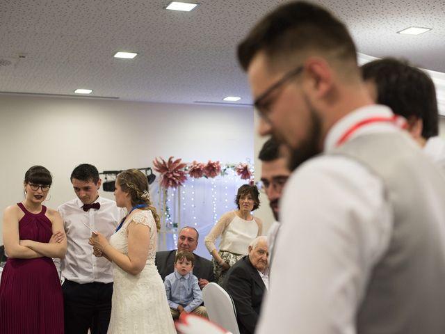La boda de Andriy y Marta en Barbastro, Huesca 35