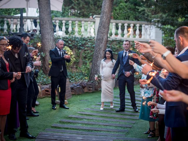 La boda de Daniel y Roxana en Santpedor, Barcelona 87