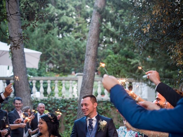 La boda de Daniel y Roxana en Santpedor, Barcelona 89