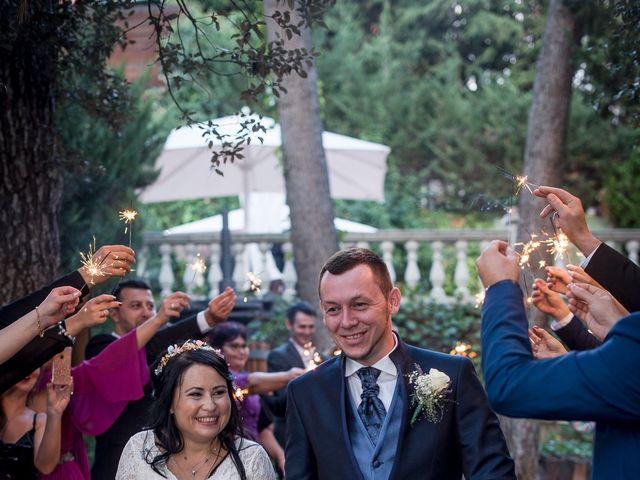 La boda de Daniel y Roxana en Santpedor, Barcelona 91