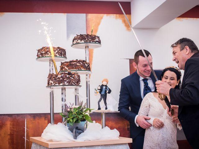 La boda de Daniel y Roxana en Santpedor, Barcelona 161