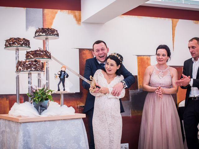 La boda de Daniel y Roxana en Santpedor, Barcelona 163