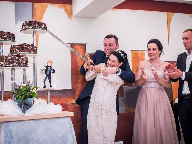 La boda de Daniel y Roxana en Santpedor, Barcelona 164