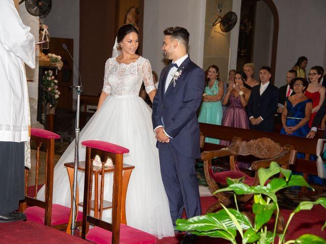 La boda de Abram y Inma en Sant Boi De Llobregat, Barcelona 2