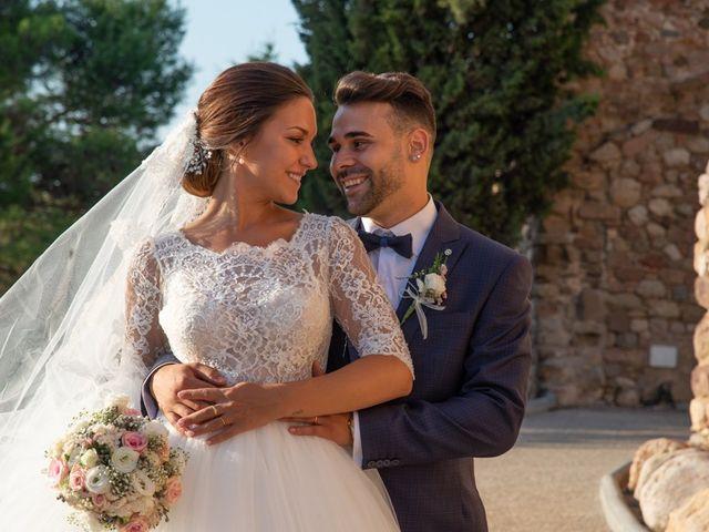 La boda de Abram y Inma en Sant Boi De Llobregat, Barcelona 9