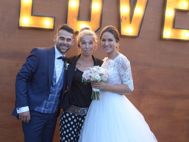 La boda de Abram y Inma en Sant Boi De Llobregat, Barcelona 10