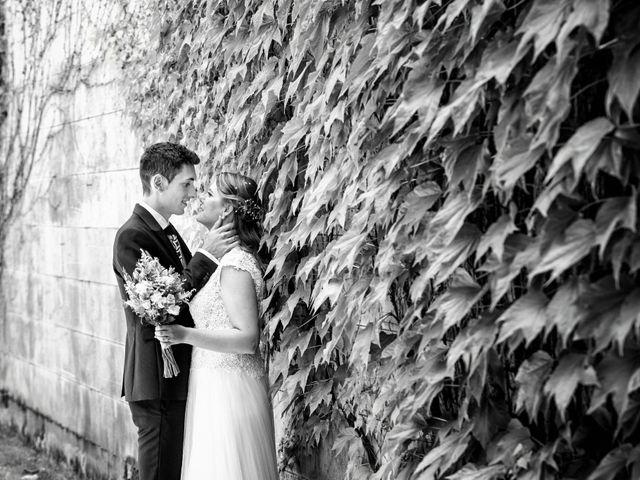La boda de Joseba y María en Pamplona, Navarra 39