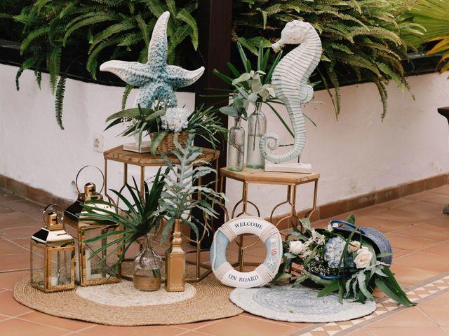 La boda de Adrián y Macu en La Orotava, Santa Cruz de Tenerife 2