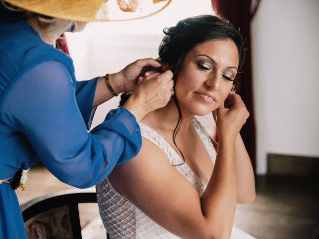 La boda de Adrián y Macu en La Orotava, Santa Cruz de Tenerife 19