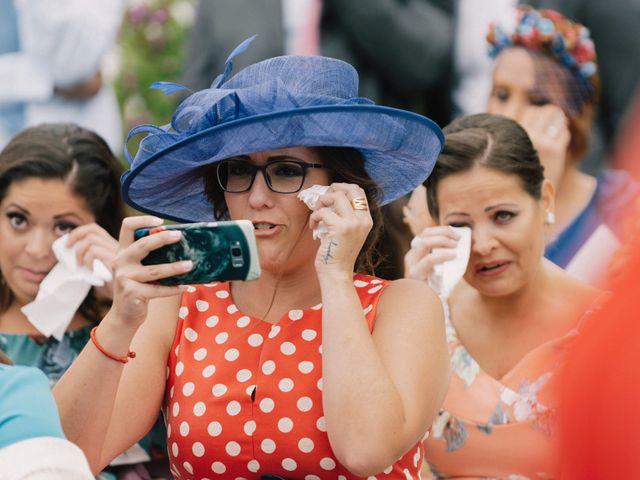 La boda de Adrián y Macu en La Orotava, Santa Cruz de Tenerife 28