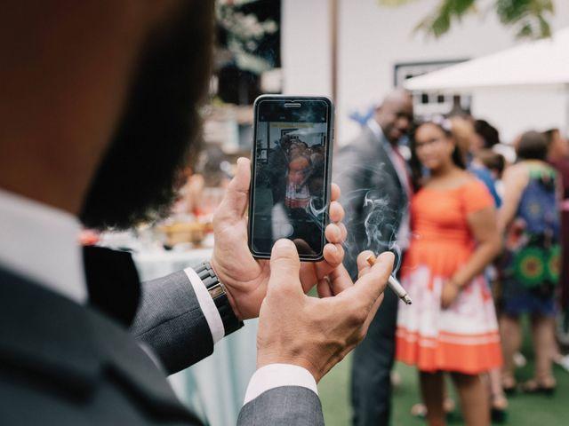 La boda de Adrián y Macu en La Orotava, Santa Cruz de Tenerife 37
