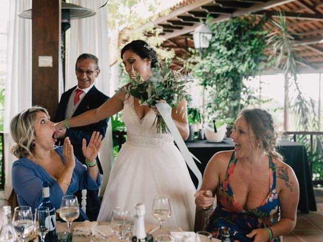 La boda de Adrián y Macu en La Orotava, Santa Cruz de Tenerife 40