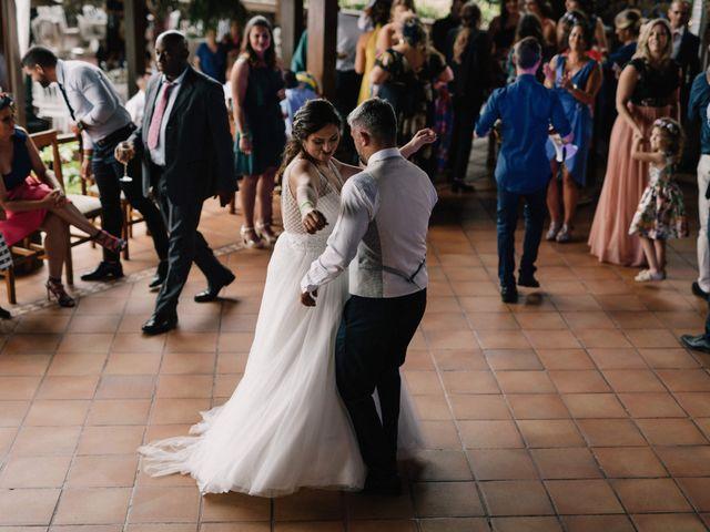 La boda de Adrián y Macu en La Orotava, Santa Cruz de Tenerife 41