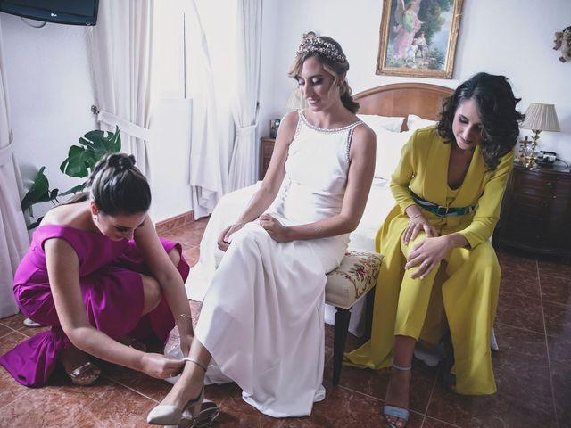 La boda de Carmela y Miguel en Cartama, Málaga 17