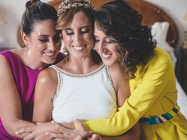 La boda de Carmela y Miguel en Cartama, Málaga 18