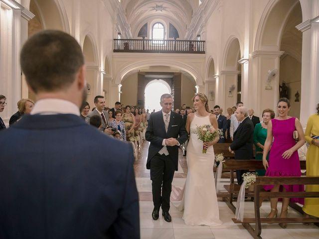 La boda de Carmela y Miguel en Cartama, Málaga 22