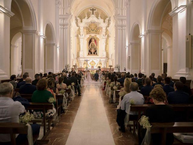 La boda de Carmela y Miguel en Cartama, Málaga 24