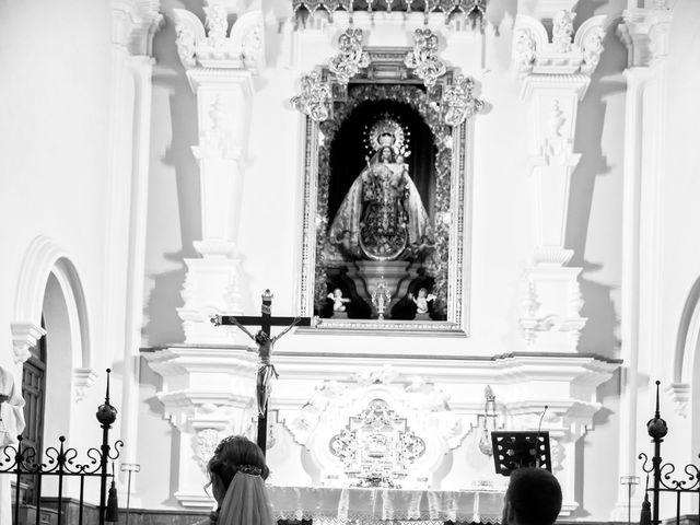 La boda de Carmela y Miguel en Cartama, Málaga 25