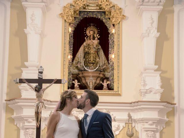 La boda de Carmela y Miguel en Cartama, Málaga 28