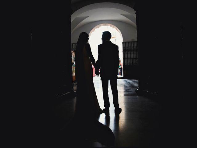 La boda de Carmela y Miguel en Cartama, Málaga 29