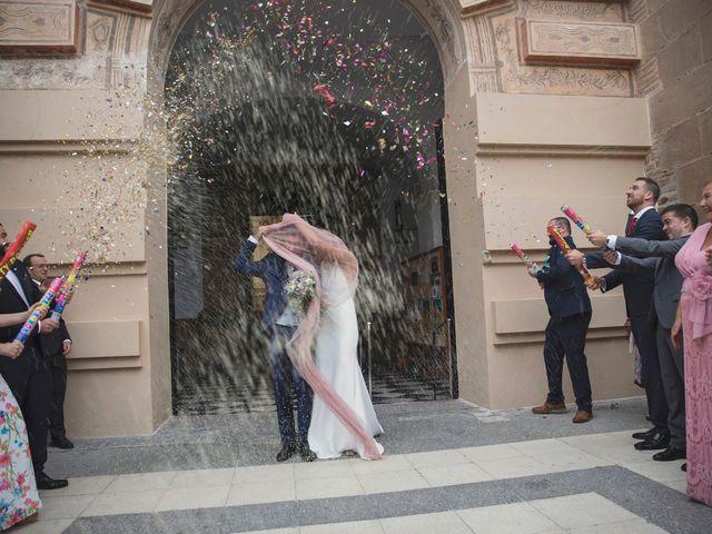 La boda de Carmela y Miguel en Cartama, Málaga 30