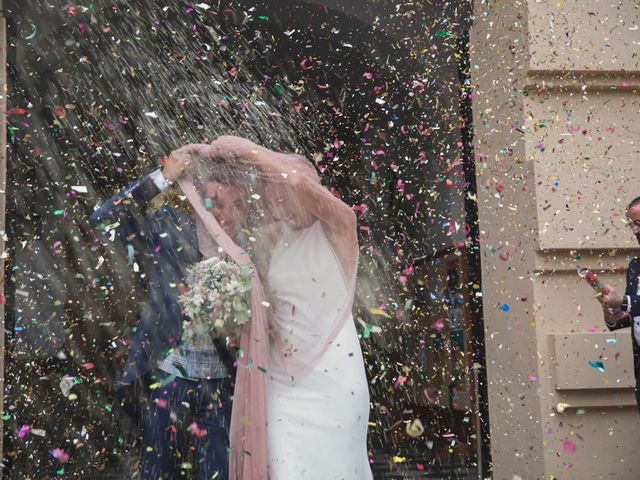 La boda de Carmela y Miguel en Cartama, Málaga 31