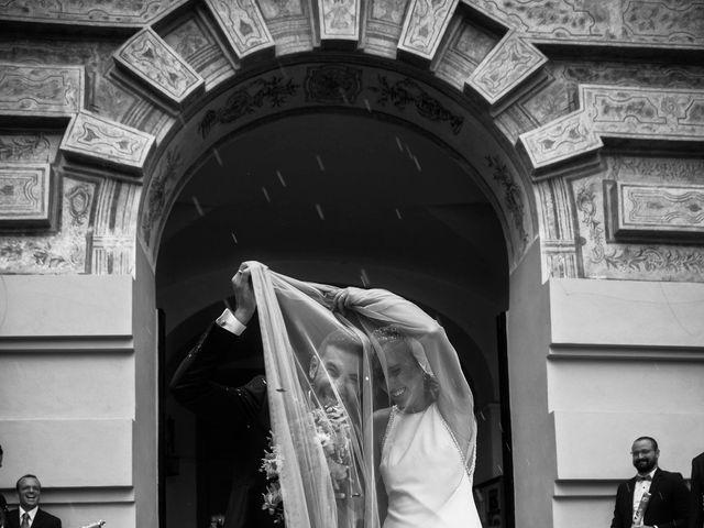 La boda de Carmela y Miguel en Cartama, Málaga 32