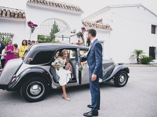 La boda de Carmela y Miguel en Cartama, Málaga 34