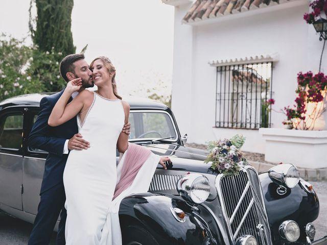 La boda de Carmela y Miguel en Cartama, Málaga 35