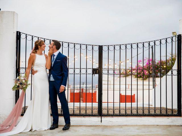 La boda de Carmela y Miguel en Cartama, Málaga 1