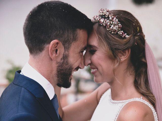 La boda de Carmela y Miguel en Cartama, Málaga 37