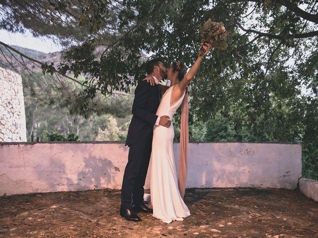 La boda de Carmela y Miguel en Cartama, Málaga 39