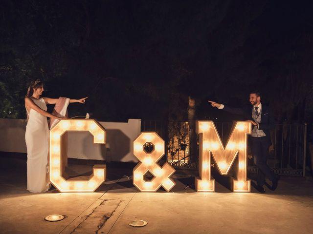 La boda de Carmela y Miguel en Cartama, Málaga 43