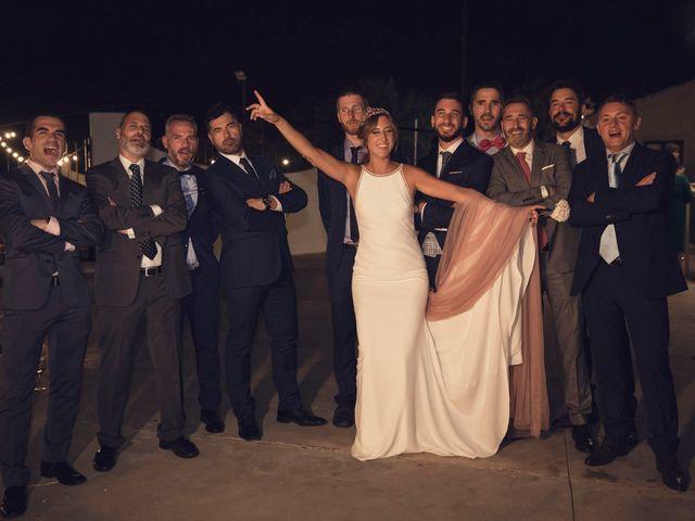 La boda de Carmela y Miguel en Cartama, Málaga 44