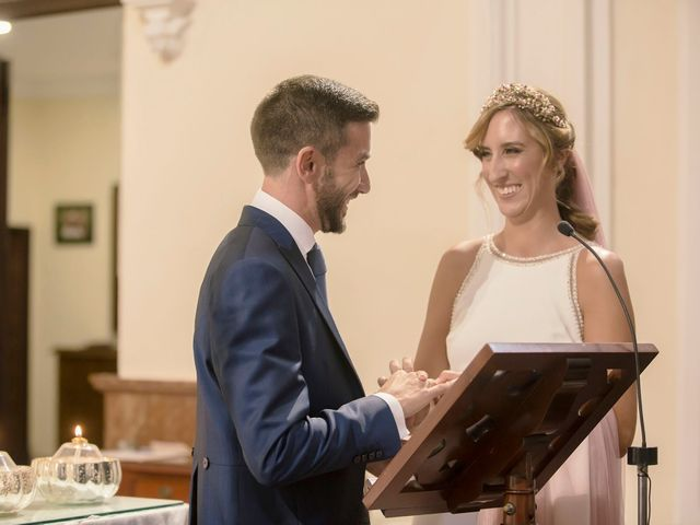 La boda de Carmela y Miguel en Cartama, Málaga 56