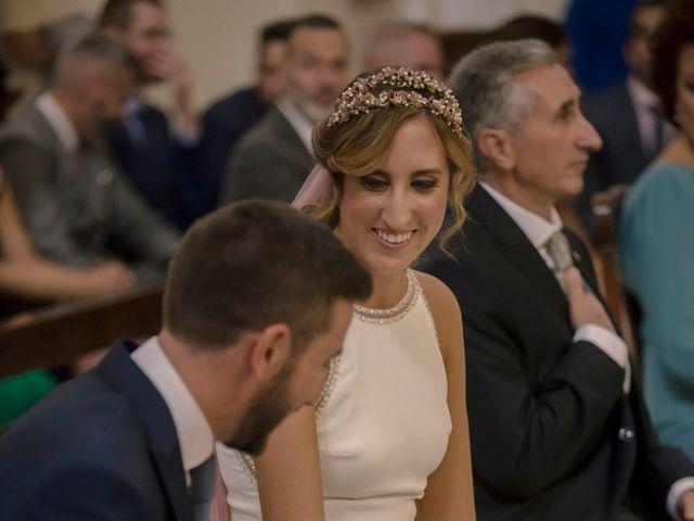 La boda de Carmela y Miguel en Cartama, Málaga 57