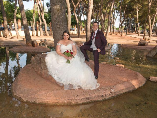 La boda de Natalia y Paco en Alcazar De San Juan, Ciudad Real 7