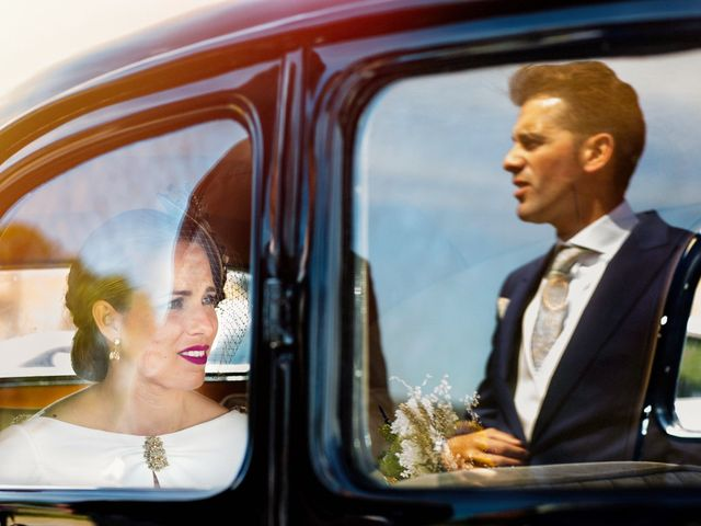 La boda de Victoria y Fran en Alamillo, Ciudad Real 1