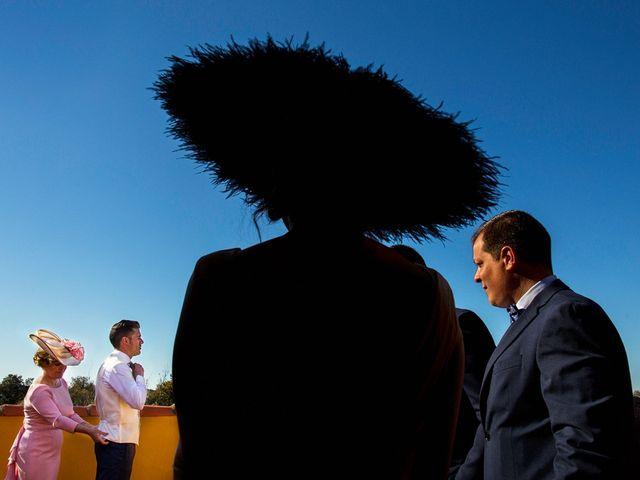 La boda de Victoria y Fran en Alamillo, Ciudad Real 8
