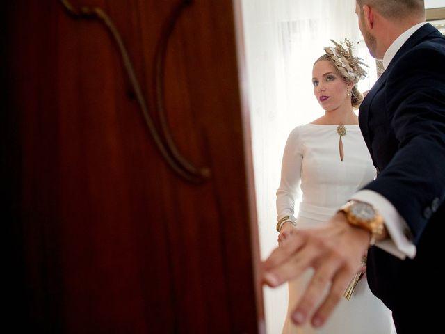 La boda de Victoria y Fran en Alamillo, Ciudad Real 19