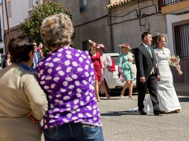 La boda de Victoria y Fran en Alamillo, Ciudad Real 20
