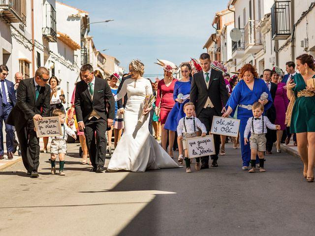 La boda de Victoria y Fran en Alamillo, Ciudad Real 21