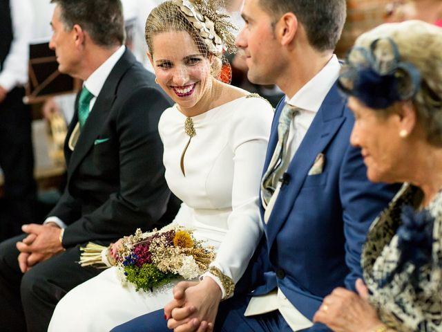 La boda de Victoria y Fran en Alamillo, Ciudad Real 23