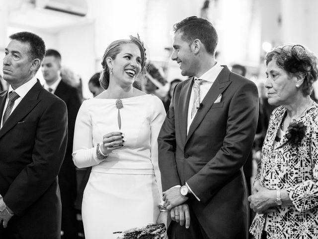 La boda de Victoria y Fran en Alamillo, Ciudad Real 25